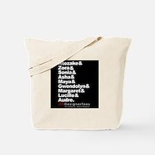 Ntozake & Blk W Writers Tote Bag
