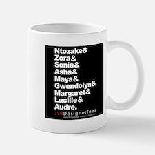 Ntozake & Blk W Writers Mug