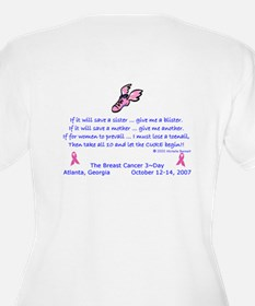 Unique If it will save a sister T-Shirt