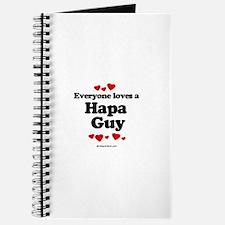 Everyone loves a Hapa guy Journal