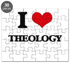 I love Theology Puzzle