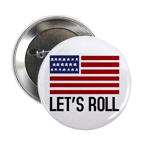 Let's Roll Button (100 pk)
