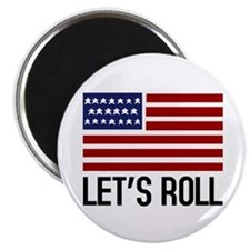 Let's Roll Magnet (10 pk)