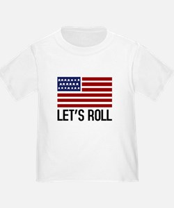Let's Roll Infant T-Shirt