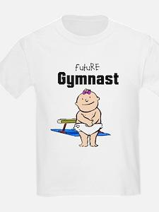 Future Gymnast B Beam T-Shirt