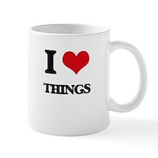 I love Things Mugs