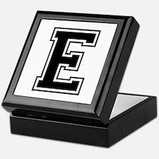 E-var black Keepsake Box