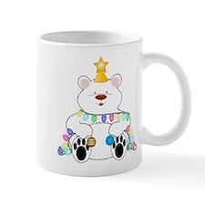 Holiday Polar Bear Mugs