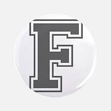 "F-var gray 3.5"" Button"