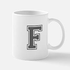 F-var gray Mugs