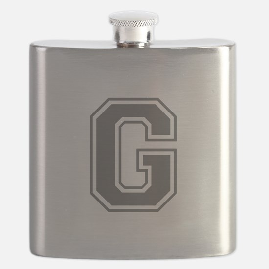 G-var gray Flask