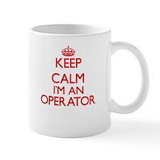 Keep calm I'm an Operator Mugs