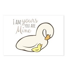 You Are Mine Postcards (Package of 8)