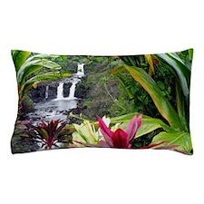 Umauma Falls Pillow Case