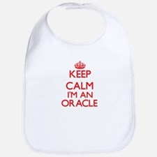 Keep calm I'm an Oracle Bib