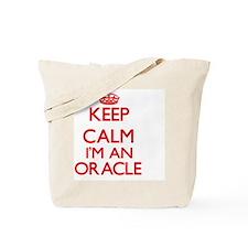 Keep calm I'm an Oracle Tote Bag