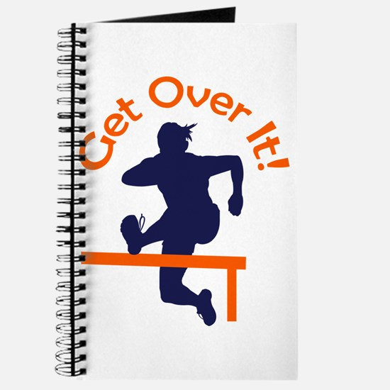 GET OVER IT Journal