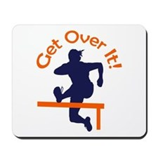 GET OVER IT Mousepad