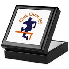 GET OVER IT Keepsake Box
