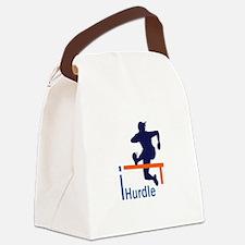 I HURDLER Canvas Lunch Bag