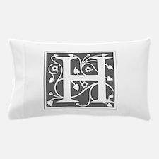 H-ana gray Pillow Case