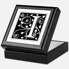 I-ana black Keepsake Box