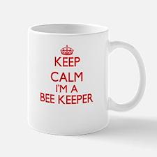 Keep calm I'm a Bee Keeper Mugs