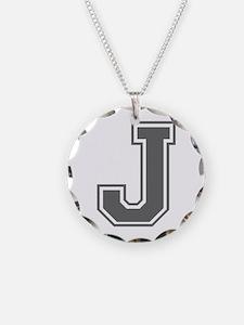 J-var gray Necklace