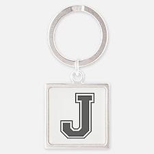 J-var gray Keychains