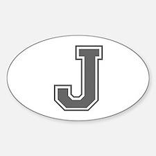 J-var gray Decal