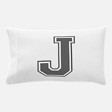 J-var gray Pillow Case