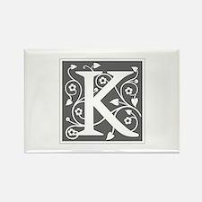 K-ana gray Magnets