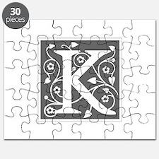 K-ana gray Puzzle