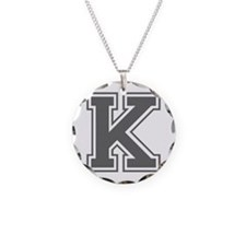 K-var gray Necklace