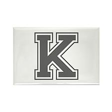 K-var gray Magnets