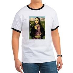 Mona's Red Doberman T