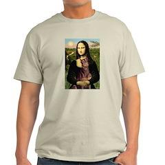 Mona's Red Doberman T-Shirt