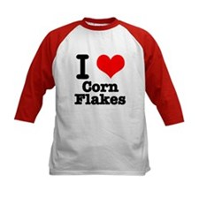I Heart (Love) Corn Flakes Tee