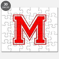 M-var red Puzzle