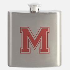 M-var red Flask