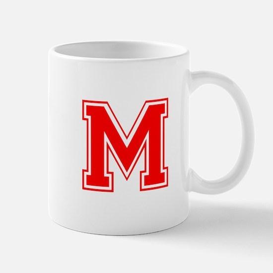 M-var red Mugs