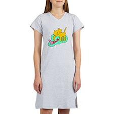 Cat And Sock Women's Nightshirt