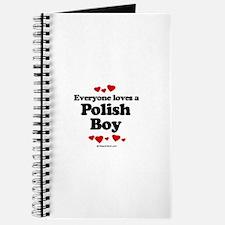 Everyone loves a Polish boy Journal