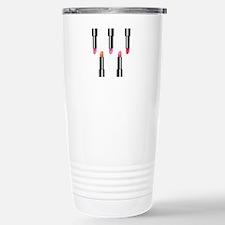 Lipsticks Travel Mug