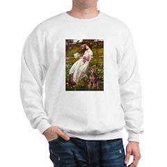 Windflowers / Dobie (#8) Sweatshirt