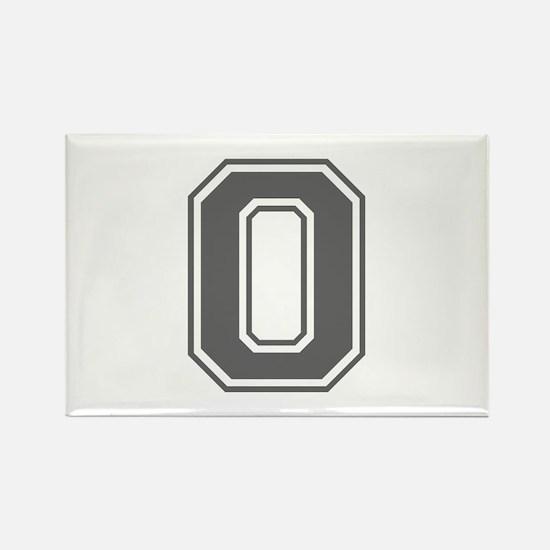 O-var gray Magnets