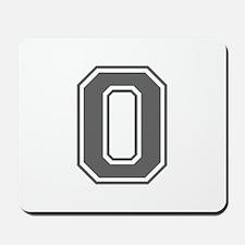 O-var gray Mousepad