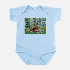 Bridge / Doberman Infant Bodysuit