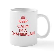 Keep calm I'm a Chamberlain Mugs