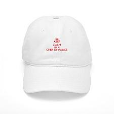 Keep calm I'm a Chief Of Police Baseball Cap